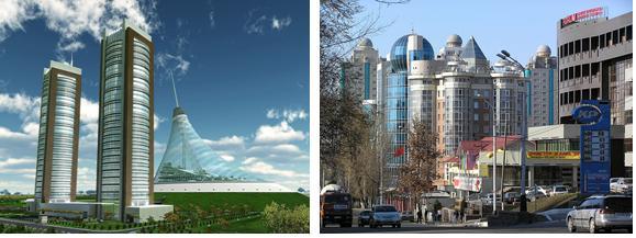 muebles Kazajstán